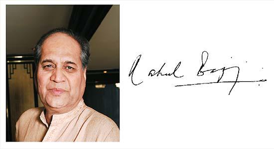 Signature Analysis of Mukesh Ambani, Rata Tata, Sunil Mittal, Rahul
