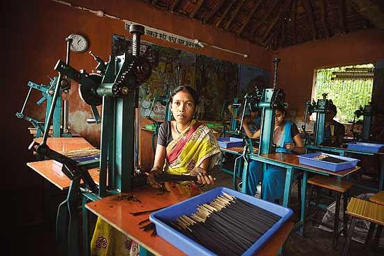 Amreeya-Incense sticks Agarbatti manufacture Mumbai