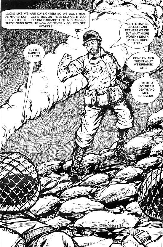 essay on kargil war