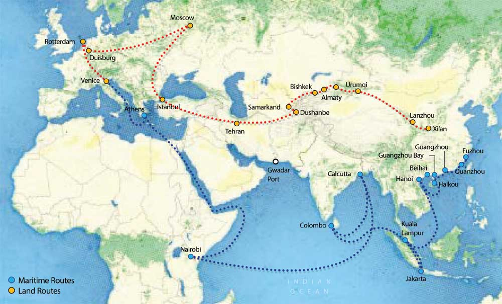effects of interregional trading systems on india and the mediterranean What are the basic characteristics of the major classical empires (china, india, and the mediterranean) describe interregional trading systems, eg.