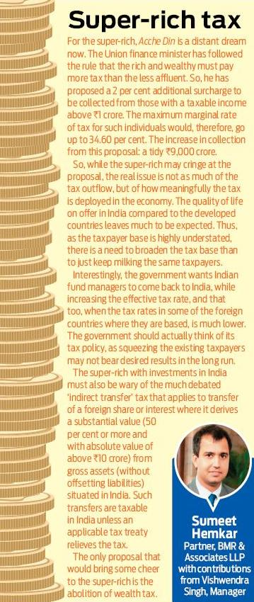 applicability of alternate minimum tax India highlights 2017  dividends received from a foreign company generally are subject to corporation tax,  alternative minimum tax – a minimum alternate tax.