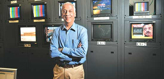 We're Not Day Traders, We're Value Investors :  Chintamani Rao, CEO, Times Global Broadcast