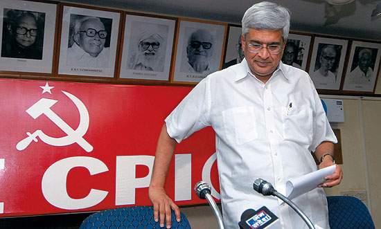 Not Everyone...But The Bad Eggs In The Party Will Be Removed :  Prakash Karat, CPI(M) general secretary
