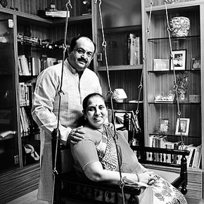 Deena Mehta & Asit Mehta