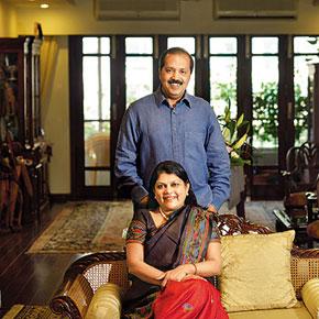 Falguni Nayar & Sanjay Nayar