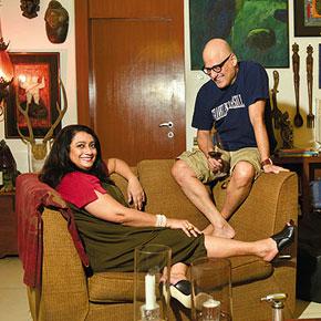 Malini Vachani-Akerkar & Rahul Akerkar