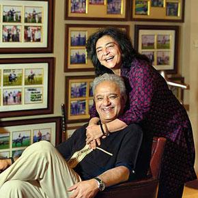 Zia Mody & Jaydev Mody